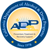 CA Department of Alcohol and Drug Programs